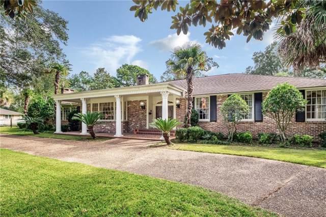 2555 Durham Drive, Mobile, AL 36606 (MLS #633414) :: Jason Will Real Estate