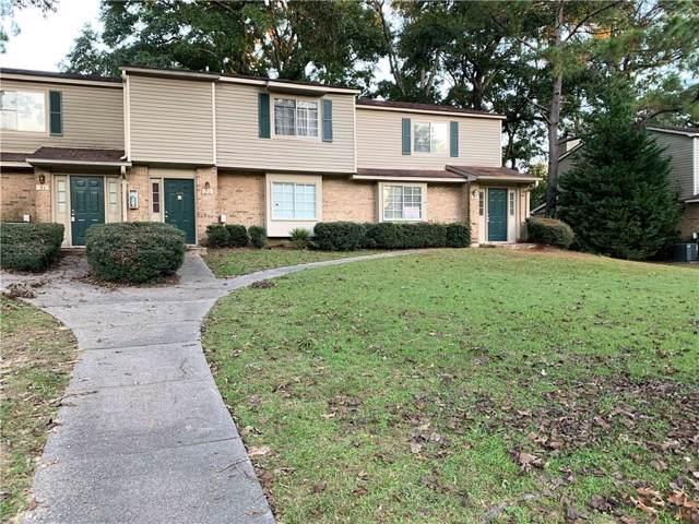 6701 Dickens Ferry Road #21, Mobile, AL 36608 (MLS #633420) :: Berkshire Hathaway HomeServices - Cooper & Co. Inc., REALTORS®
