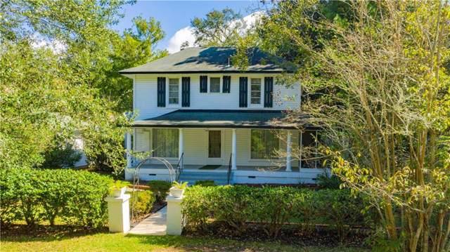 101 Fairhope Avenue, Fairhope, AL 36532 (MLS #633459) :: JWRE Powered by JPAR Coast & County