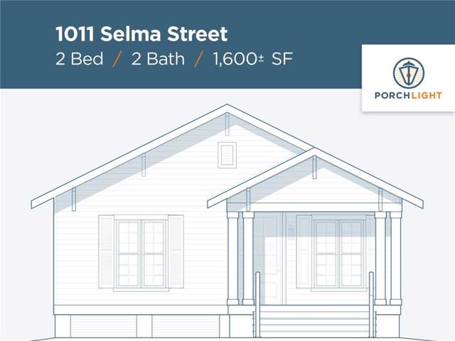 1011 Selma Street, Mobile, AL 36604 (MLS #633484) :: Jason Will Real Estate