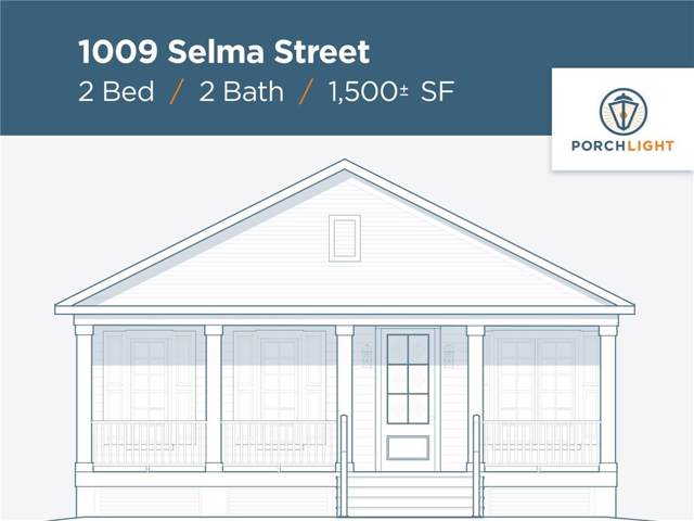 1009 Selma Street, Mobile, AL 36604 (MLS #633545) :: Jason Will Real Estate
