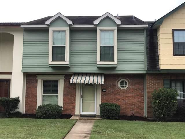 543 Highland Woods Drive W, Mobile, AL 36608 (MLS #633598) :: Berkshire Hathaway HomeServices - Cooper & Co. Inc., REALTORS®