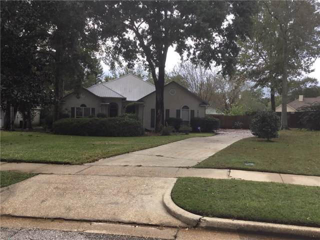 1510 Pebble Court W, Mobile, AL 36695 (MLS #633601) :: Berkshire Hathaway HomeServices - Cooper & Co. Inc., REALTORS®
