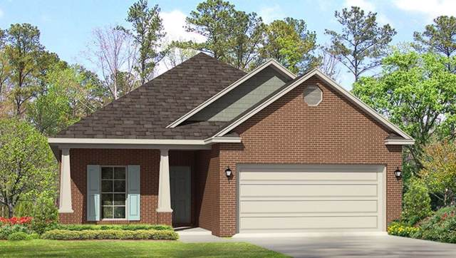 109 Pierce Court, Saraland, AL 36571 (MLS #633645) :: Jason Will Real Estate