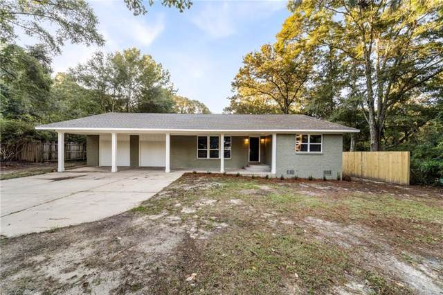 5013 Brookfield Drive N, Mobile, AL 36693 (MLS #633673) :: Berkshire Hathaway HomeServices - Cooper & Co. Inc., REALTORS®
