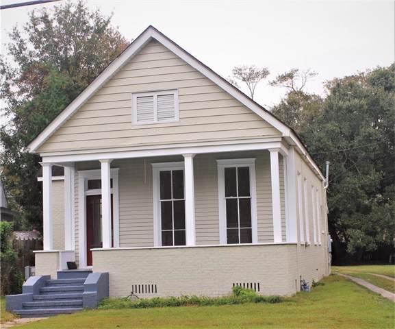 9 Hannon Avenue, Mobile, AL 36604 (MLS #633721) :: Jason Will Real Estate