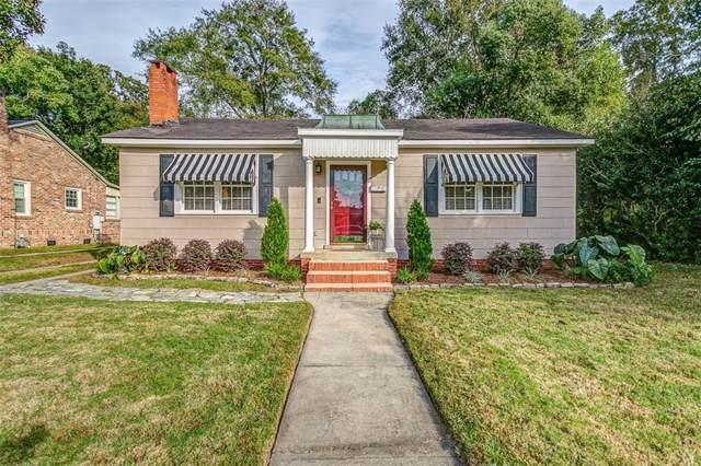 11 Felder Place, Mobile, AL 36606 (MLS #633728) :: Jason Will Real Estate