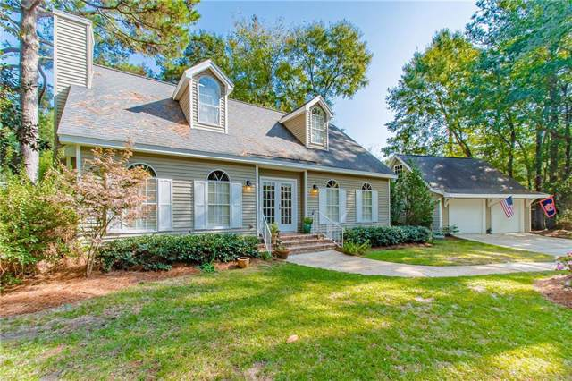 5 Desha Court, Fairhope, AL 36532 (MLS #633731) :: Jason Will Real Estate
