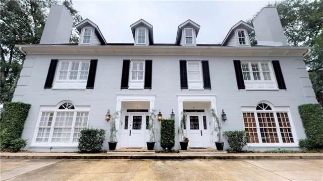 4510 Old Shell Road #1, Mobile, AL 36608 (MLS #633775) :: Berkshire Hathaway HomeServices - Cooper & Co. Inc., REALTORS®