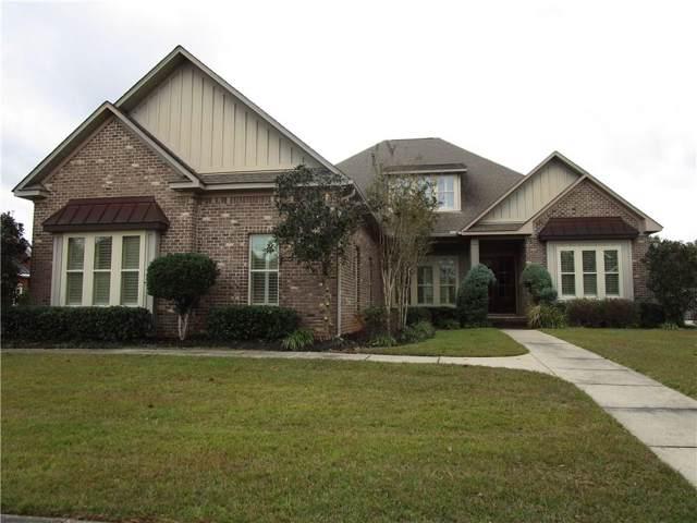 3274 Newcastle Drive, Mobile, AL 36695 (MLS #633792) :: Jason Will Real Estate