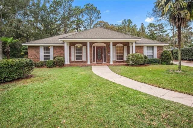 2888 Brookside Drive, Mobile, AL 36693 (MLS #633834) :: Jason Will Real Estate