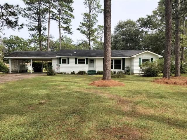 1210 Blackburn Avenue, Bay Minette, AL 36507 (MLS #633843) :: Jason Will Real Estate