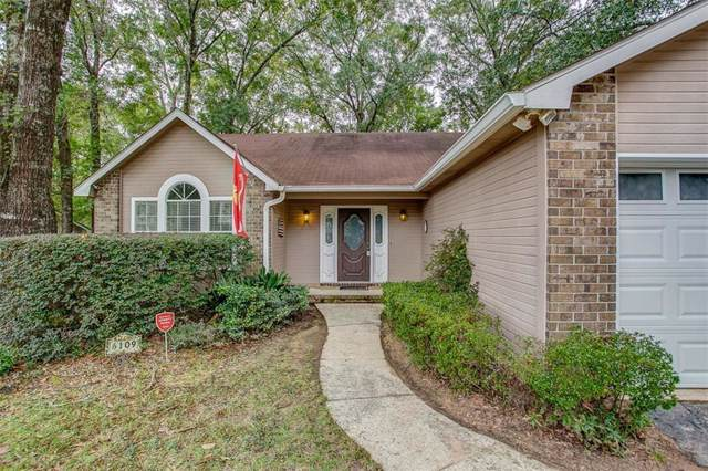 6109 Scenic West Drive, Mobile, AL 36693 (MLS #633868) :: Jason Will Real Estate