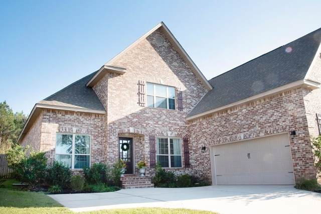 12220 Squirrel Drive, Spanish Fort, AL 36527 (MLS #633870) :: Jason Will Real Estate