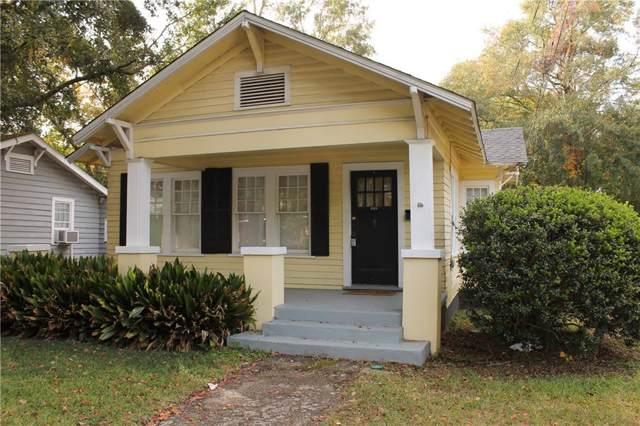 2153 Dauphin Street, Mobile, AL 36606 (MLS #633882) :: Jason Will Real Estate