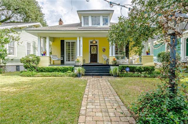 18 Reed Avenue N, Mobile, AL 36604 (MLS #633919) :: Jason Will Real Estate