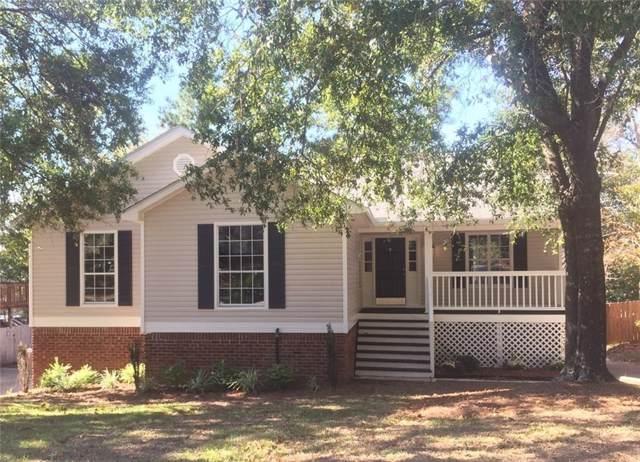 3262 Austin Drive, Mobile, AL 36695 (MLS #633958) :: Berkshire Hathaway HomeServices - Cooper & Co. Inc., REALTORS®