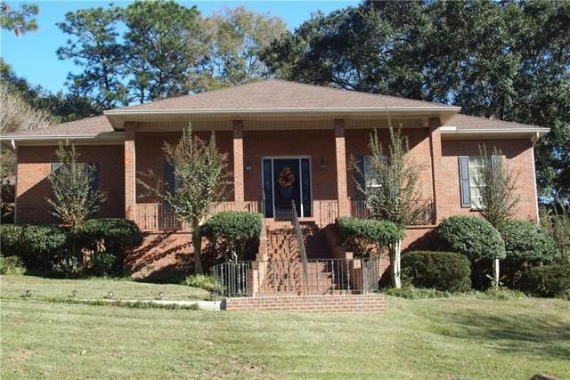 3003 Blue Ridge Drive W, Mobile, AL 36693 (MLS #633981) :: Jason Will Real Estate
