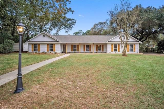 2932 Squire Lane, Mobile, AL 36695 (MLS #633984) :: Jason Will Real Estate