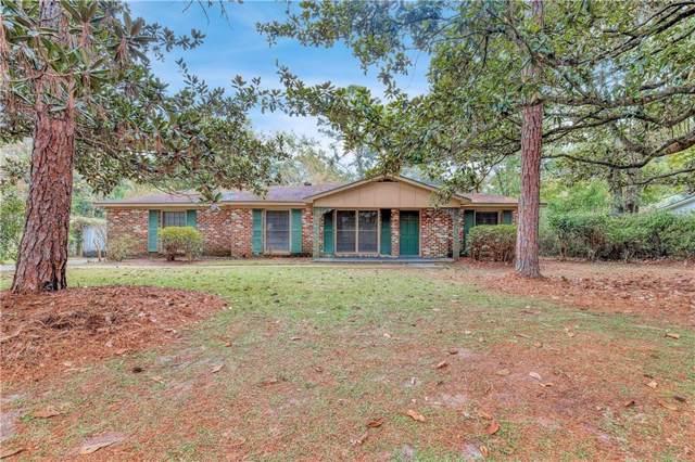 4315 Shan Drive E, Mobile, AL 36693 (MLS #634000) :: Jason Will Real Estate