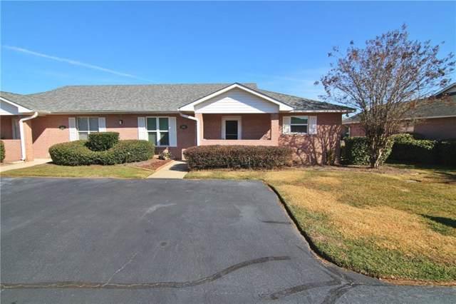 9592 Villas Drive, Foley, AL 36535 (MLS #634096) :: JWRE Powered by JPAR Coast & County