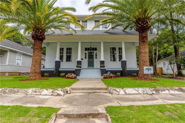 107 Parker Street, Mobile, AL 36604 (MLS #634364) :: JWRE Powered by JPAR Coast & County