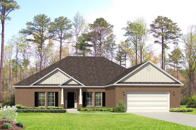 2372 Clairmont Drive W, Semmes, AL 36575 (MLS #634409) :: JWRE Powered by JPAR Coast & County