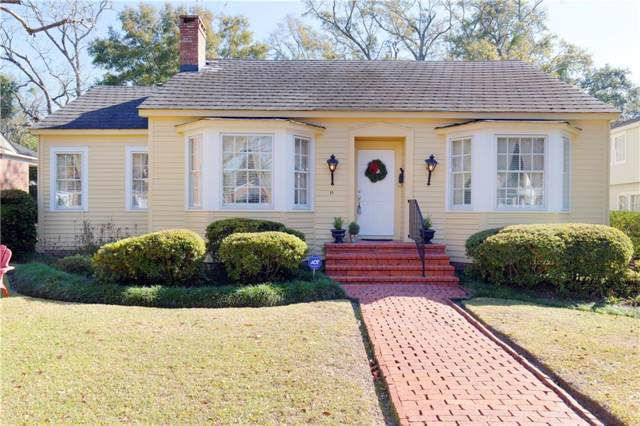 11 Audubon Place, Mobile, AL 36606 (MLS #634508) :: JWRE Powered by JPAR Coast & County