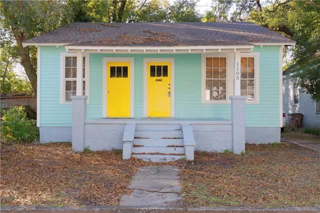 1105 Texas Street, Mobile, AL 36604 (MLS #634524) :: JWRE Powered by JPAR Coast & County