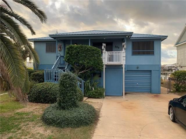 309 Quivira Street, Dauphin Island, AL 36528 (MLS #634691) :: Berkshire Hathaway HomeServices - Cooper & Co. Inc., REALTORS®
