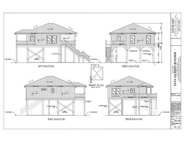 714 Infanta Place, Dauphin Island, AL 36528 (MLS #634723) :: Berkshire Hathaway HomeServices - Cooper & Co. Inc., REALTORS®