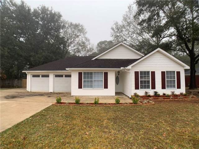 7380 Wigfield Road, Mobile, AL 36619 (MLS #634803) :: Berkshire Hathaway HomeServices - Cooper & Co. Inc., REALTORS®