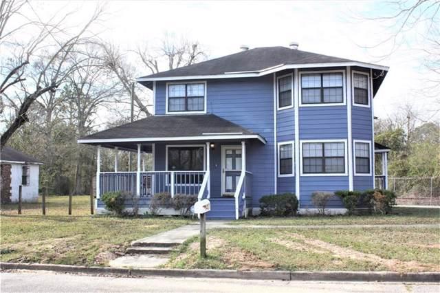 1417 Jessie Street, Mobile, AL 36617 (MLS #635111) :: JWRE Powered by JPAR Coast & County