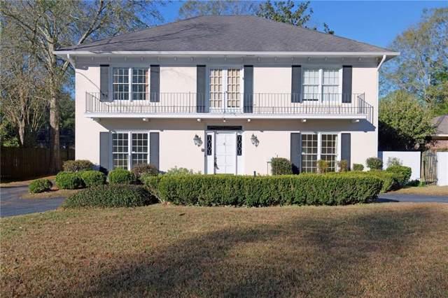 656 Falls Church, Mobile, AL 36608 (MLS #635390) :: Berkshire Hathaway HomeServices - Cooper & Co. Inc., REALTORS®