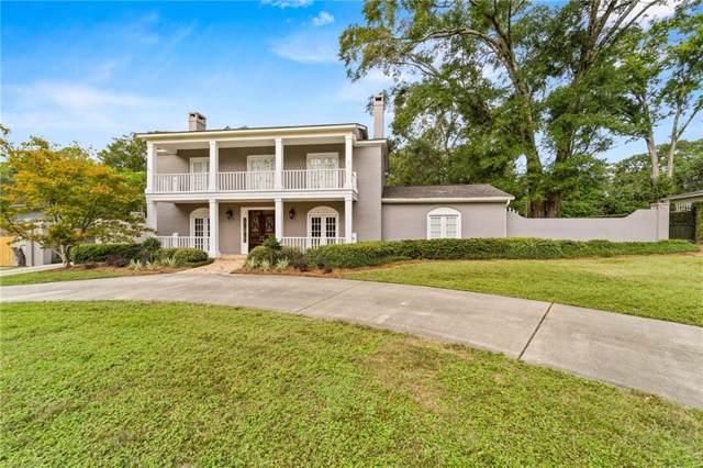 26 Ashley Drive, Mobile, AL 36608 (MLS #635398) :: Berkshire Hathaway HomeServices - Cooper & Co. Inc., REALTORS®