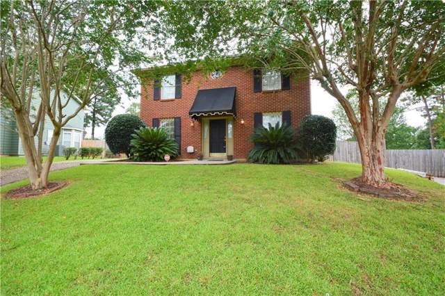 6602 Cherry Pointe Court, Mobile, AL 36695 (MLS #635408) :: Berkshire Hathaway HomeServices - Cooper & Co. Inc., REALTORS®