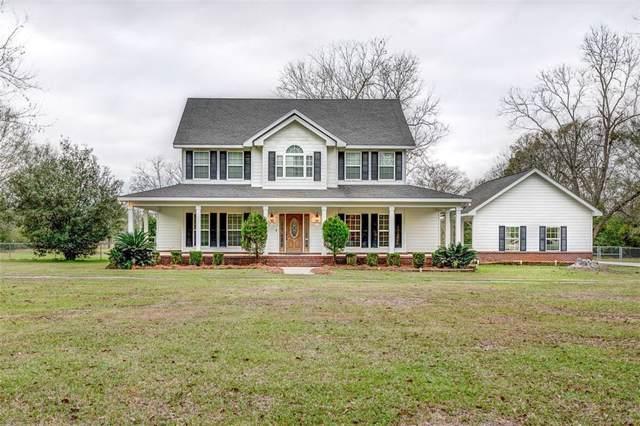 10776 Henderson Camp Road, Grand Bay, AL 36541 (MLS #635462) :: Berkshire Hathaway HomeServices - Cooper & Co. Inc., REALTORS®