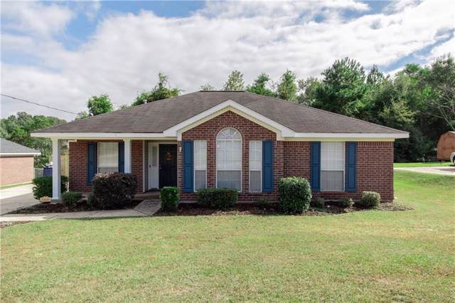 1528 Homestead Drive W, Semmes, AL 36575 (MLS #635530) :: Berkshire Hathaway HomeServices - Cooper & Co. Inc., REALTORS®