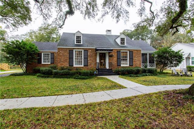 22 Japonica Avenue, Mobile, AL 36606 (MLS #635595) :: JWRE Powered by JPAR Coast & County