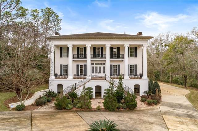 1920 Canebrake Court S, Mobile, AL 36695 (MLS #635651) :: JWRE Powered by JPAR Coast & County