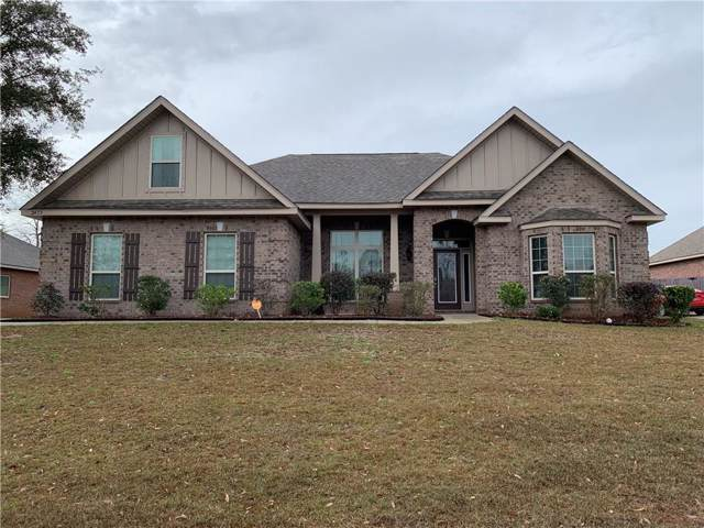 2433 Hidden Oaks Lane, Semmes, AL 36575 (MLS #635707) :: JWRE Powered by JPAR Coast & County