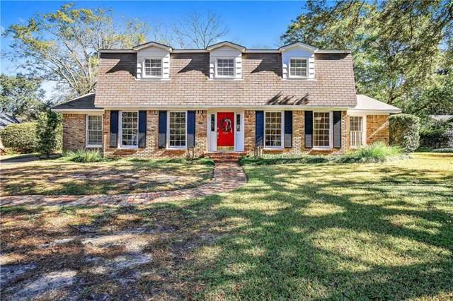 605 Shenandoah Road W #5, Mobile, AL 36608 (MLS #635980) :: Berkshire Hathaway HomeServices - Cooper & Co. Inc., REALTORS®
