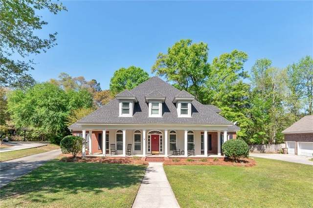 303 Springhill Woods Drive W, Mobile, AL 36608 (MLS #636082) :: Berkshire Hathaway HomeServices - Cooper & Co. Inc., REALTORS®