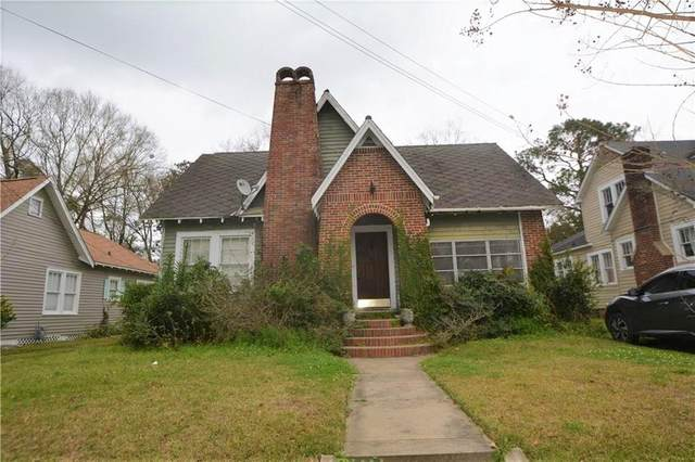 261 Seminole Street, Mobile, AL 36606 (MLS #636273) :: Berkshire Hathaway HomeServices - Cooper & Co. Inc., REALTORS®