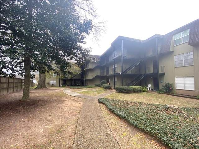 327 Riverbend Drive #327, Mobile, AL 36605 (MLS #636284) :: JWRE Powered by JPAR Coast & County