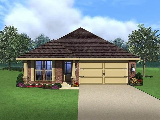1381 Rosefield Drive W, Mobile, AL 36695 (MLS #636313) :: Berkshire Hathaway HomeServices - Cooper & Co. Inc., REALTORS®