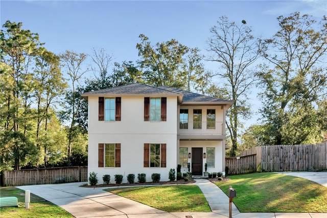 189 Rochester Place, Mobile, AL 36608 (MLS #636351) :: Berkshire Hathaway HomeServices - Cooper & Co. Inc., REALTORS®