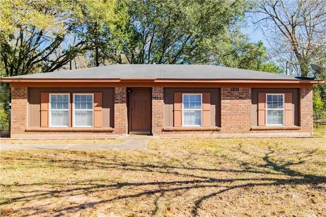 1740 Wagon Wheel Drive, Semmes, AL 36575 (MLS #636469) :: Berkshire Hathaway HomeServices - Cooper & Co. Inc., REALTORS®