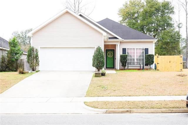 1126 Oxbridge Way, Mobile, AL 36695 (MLS #636480) :: Berkshire Hathaway HomeServices - Cooper & Co. Inc., REALTORS®
