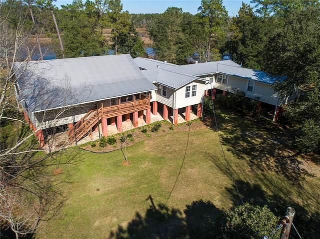 2100 River Forest Drive, Mobile, AL 36605 (MLS #636499) :: Berkshire Hathaway HomeServices - Cooper & Co. Inc., REALTORS®